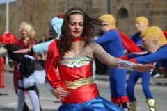 Hilarious, Karnival taż-Żebbuġ, il-Ħadd